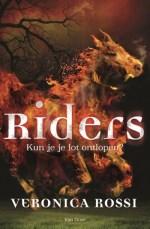 Riders 1: Riders Boek omslag