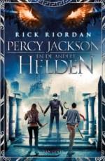 Percy Jackson en de andere helden Boek omslag