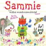 Sammie en de wollen wonderenwedstrijd Boek omslag