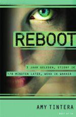 Reboot Boek omslag