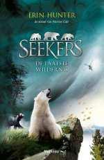 Seekers 4: De laatste wildernis Boek omslag