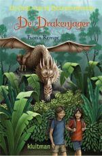 De orde van de drakenmenners 2: De drakenjager Boek omslag