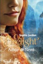 Firelight 2: Achter de nevel Boek omslag