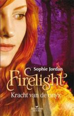 Firelight 3: Kracht van de onyx Boek omslag