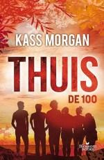De 100: Thuis Boek omslag