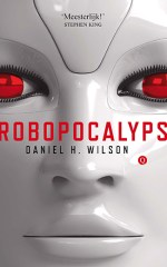 Robopocalyps Boek omslag