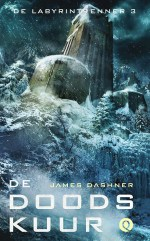 De Labyrintrenner 3: Doodskuur Boek omslag