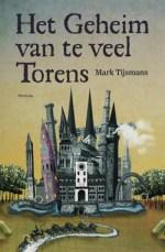 Het geheim van te veel torens Boek omslag