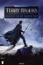 Legendes van Shannara 1: Dragers van de Zwarte Staf Boek omslag