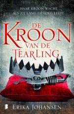 Kroon van de Tearling Boek omslag