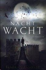 Nachtwacht Boek omslag