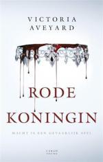 Rode Koningin Boek omslag