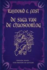 De Saga van de Chaosoorlog 2: Een Kroon in Gevaar Boek omslag