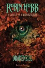Kronieken van de Wilde Regenlanden 2: Drakenziel Boek omslag