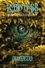 Kronieken van de Wilde Regenlanden 3: Drakenstad Boek omslag