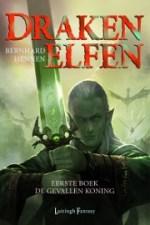 Drakenelfen 1: De Gevallen Koning Boek omslag