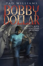 Bobby Dollar 1: De weg naar de hemel Boek omslag