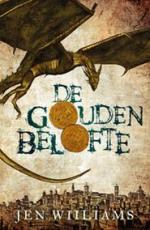 De gouden belofte Boek omslag