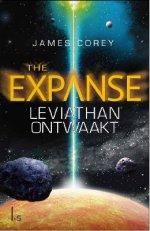 The Expanse 1: Leviathan ontwaakt Boek omslag