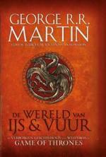 De verborgen geschiedenis van Westeros & Game of Thrones Boek omslag