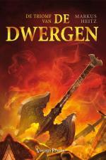 De Triomf van de Dwergen Boek omslag