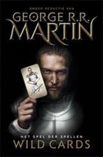 Wild Cards 1: Het Spel der Spellen Boek omslag