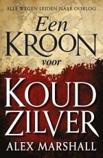 Een Kroon voor Koud Zilver Boek omslag