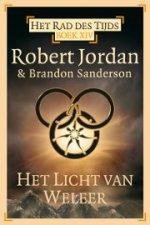 Het Rad des Tijds 14: Het Licht van Weleer Boek omslag