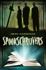 Spookschrijvers Boek omslag