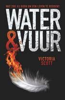 Water & Vuur Boek omslag