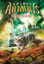 Spirit Animals 2: Op de vlucht Boek omslag