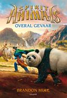 Spirit Animals 3: Overal gevaar Boek omslag