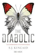 The Diabolic Boek omslag