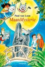 MaanMysterie Boek omslag