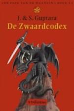Sage van de Waanzin 2: De Zwaardcodex Boek omslag