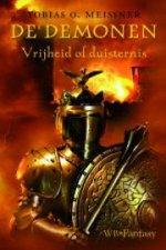 De Demonen 2: Vrijheid of duisternis Boek omslag