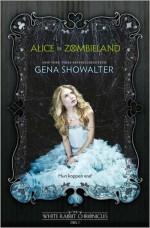 Alice in Zombieland Boek omslag