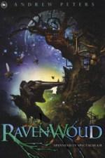 Ravenwoud Boek omslag