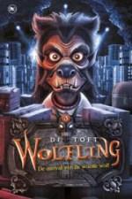 Wolfling 3: De aanval van de woeste wolf Boek omslag