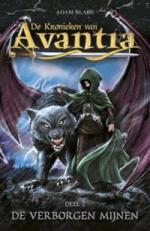 De Kronieken van Avantia 2: De Verborgen Mijnen Boek omslag