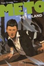 Meto 2: Het Eiland Boek omslag