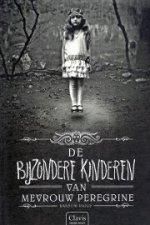 De bijzondere kinderen van mevrouw Peregrine Boek omslag