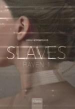 Slaves: Raven 1 Boek omslag
