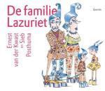 De familie Lazuriet Boek omslag
