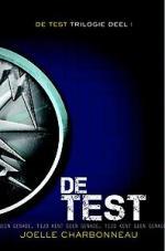 De Test Boek omslag