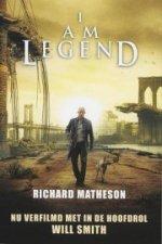 I am Legend Boek omslag