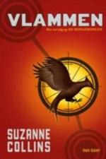 De Hongerspelen 2: Vlammen Boek omslag