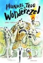 Munkel Trog en de Wonderezel Boek omslag