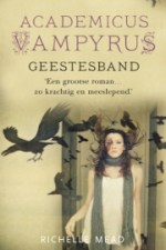 Academicus Vampyrus 5: Geestesband Boek omslag