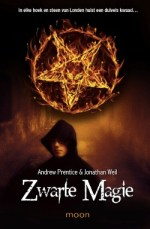 Zwarte Magie Boek omslag